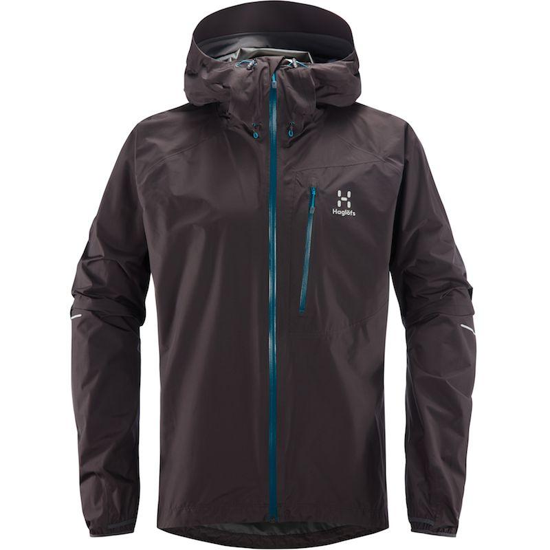 Haglöfs L.I.M Jacket - Hardshell jacket - Men's