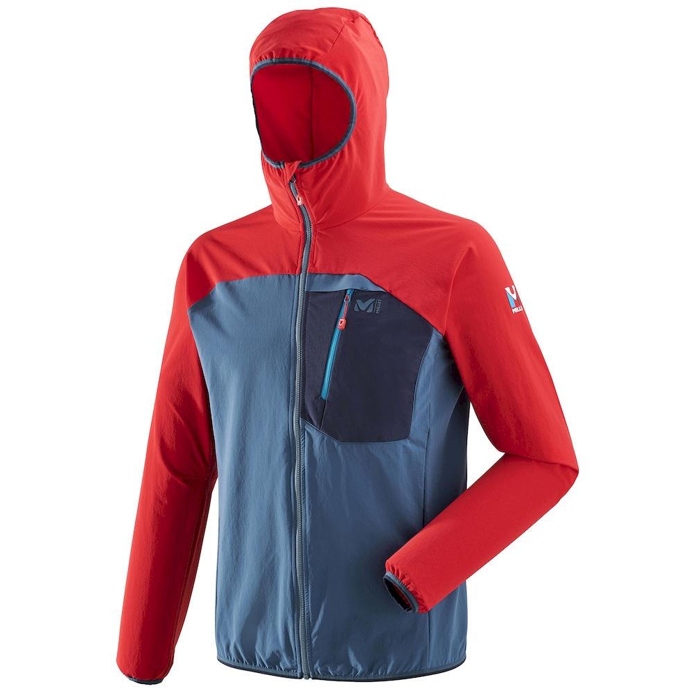 Millet - Trilogy One Cordura Hoodie - Softshell jacket - Men's