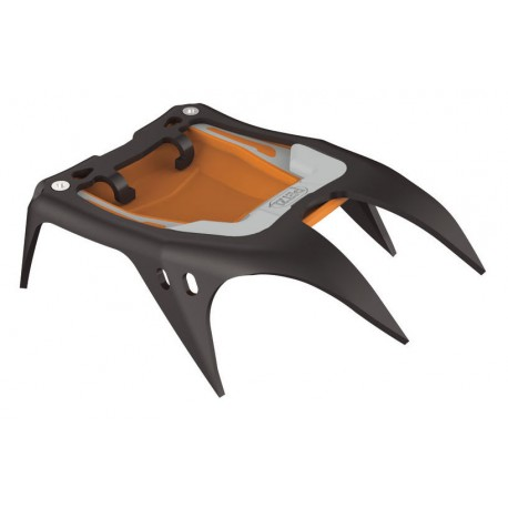 Petzl - Irvis front sections