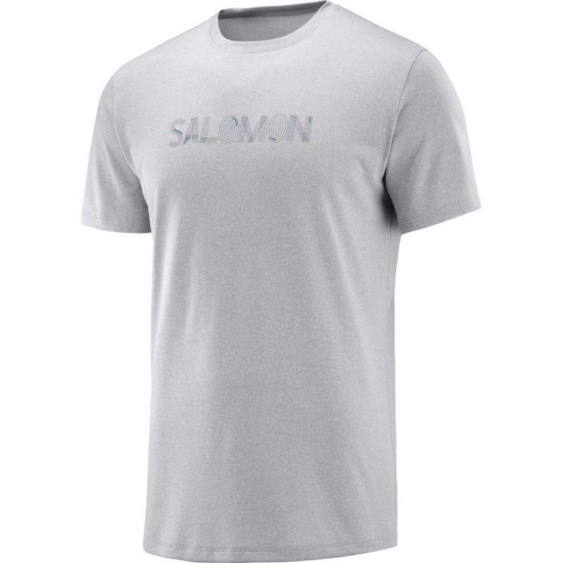 Salomon - Agile Graphic Tee M - T-shirt - Men's