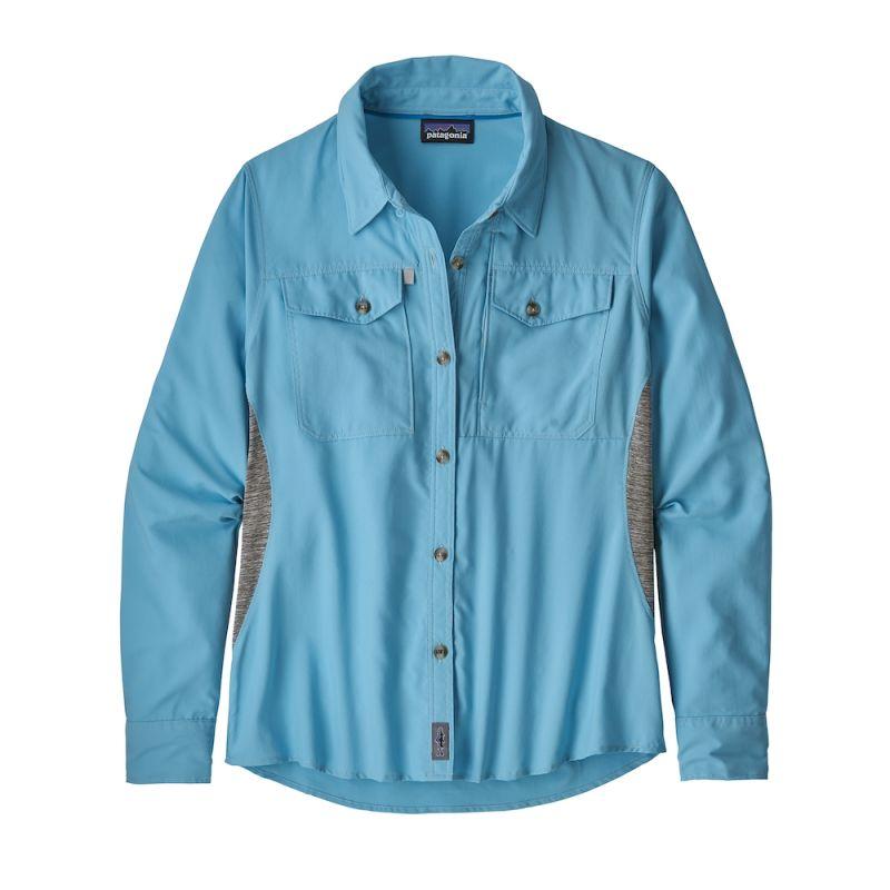 Patagonia L/S Sol Patrol Shirt - Hiking shirt - Women's