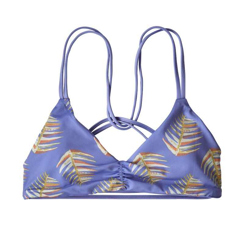 Patagonia Reversible Seaglass Bay Top - Swimwear - Women's