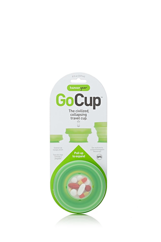 Human Gear GoCup - Telescoping travel cup