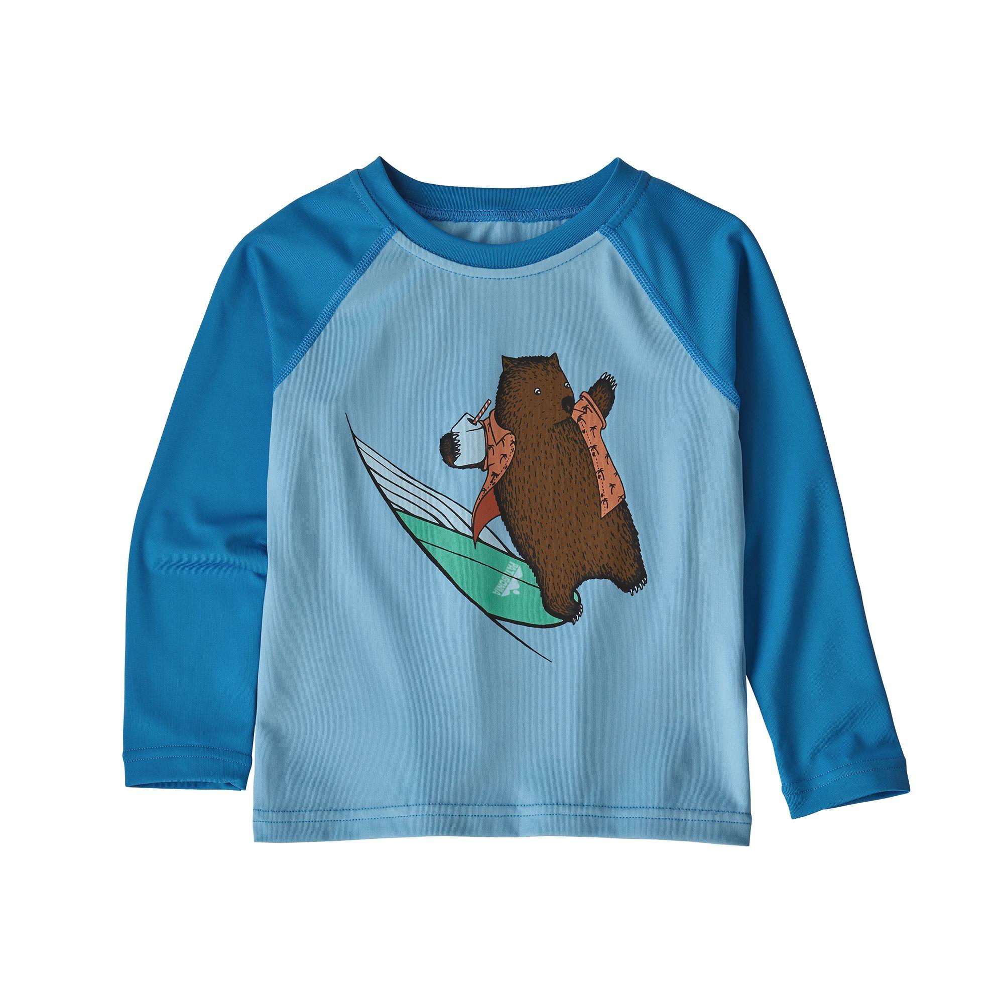 Patagonia - Baby Cap SW Crew - T-Shirt - Kids