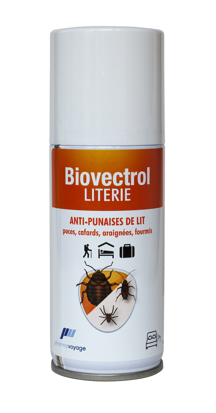 Pharmavoyage Biovectrol Literie - Insect repellent
