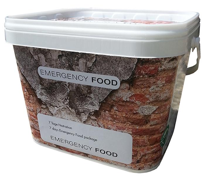 Trek'N Eat - Emergency Food - 7 days package