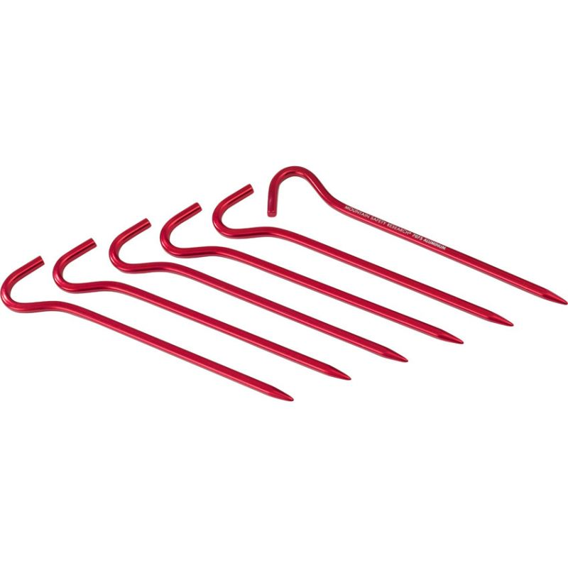 MSR Hook Stake Kit (x6) - Tent Stakes