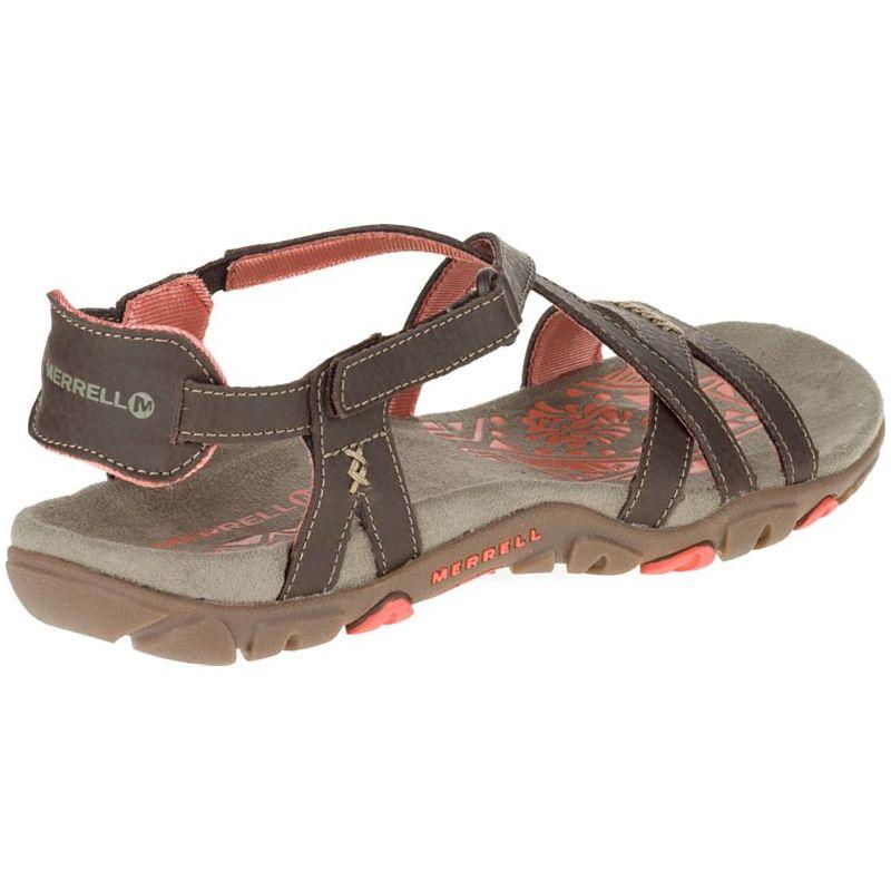 Merrell Sandspur Rose Leather - Walking sandals - Women's