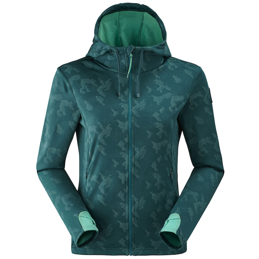 Eider Rythm Fleece Hoodie - Fleece jacket - Women's