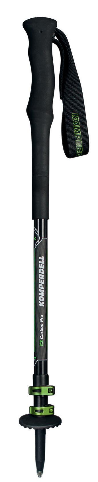 Komperdell C3 Carbon - Walking Poles