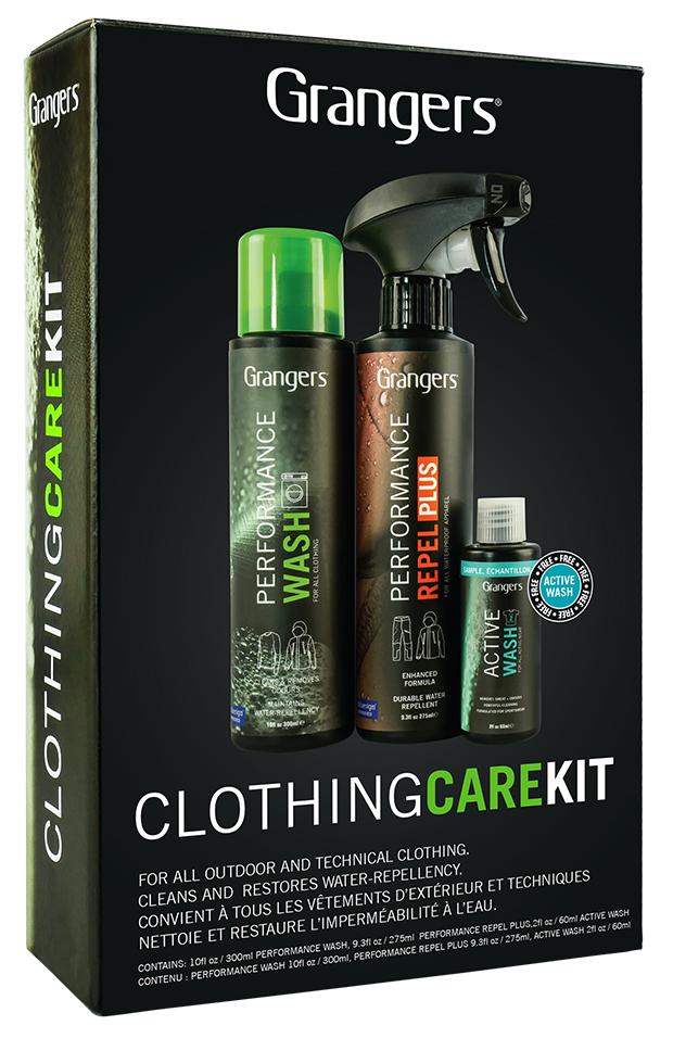 Grangers Clothing Care Kit