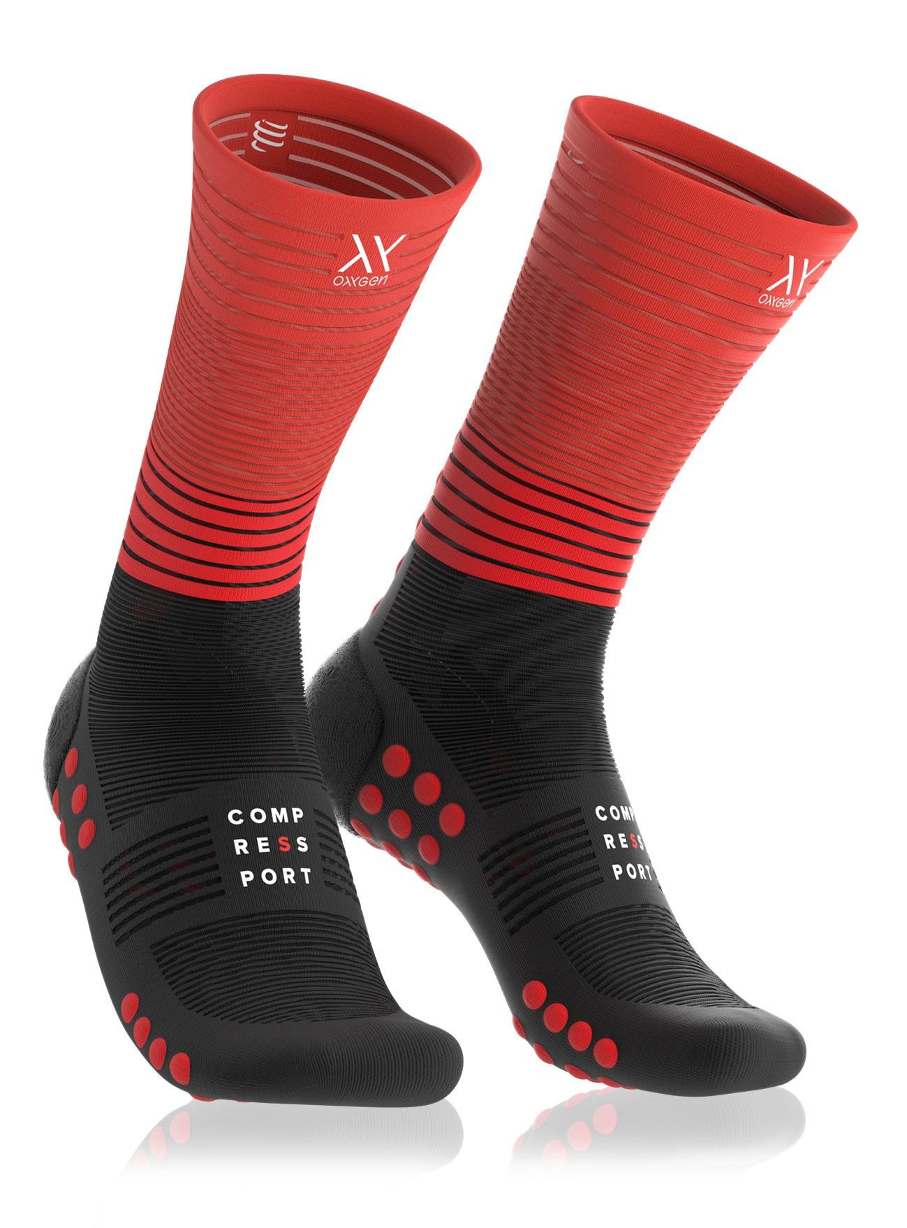 Compressport Mid Compression Socks - Compression socks