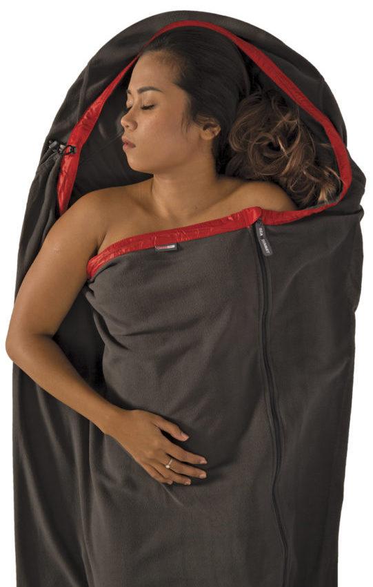 Sea To Summit Thermoline Reactor Fleece - Silk & Wool - Sleeping Bag Liner