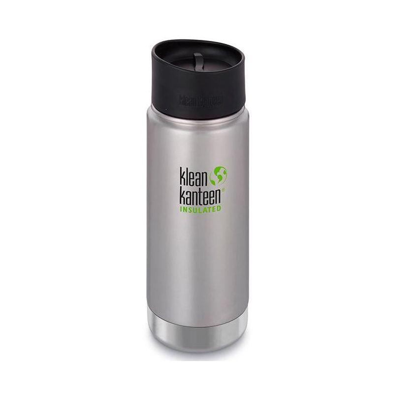 Klean Kanteen Wide Vacuum Insulated Café Cap 20 oz - Vacuum flask