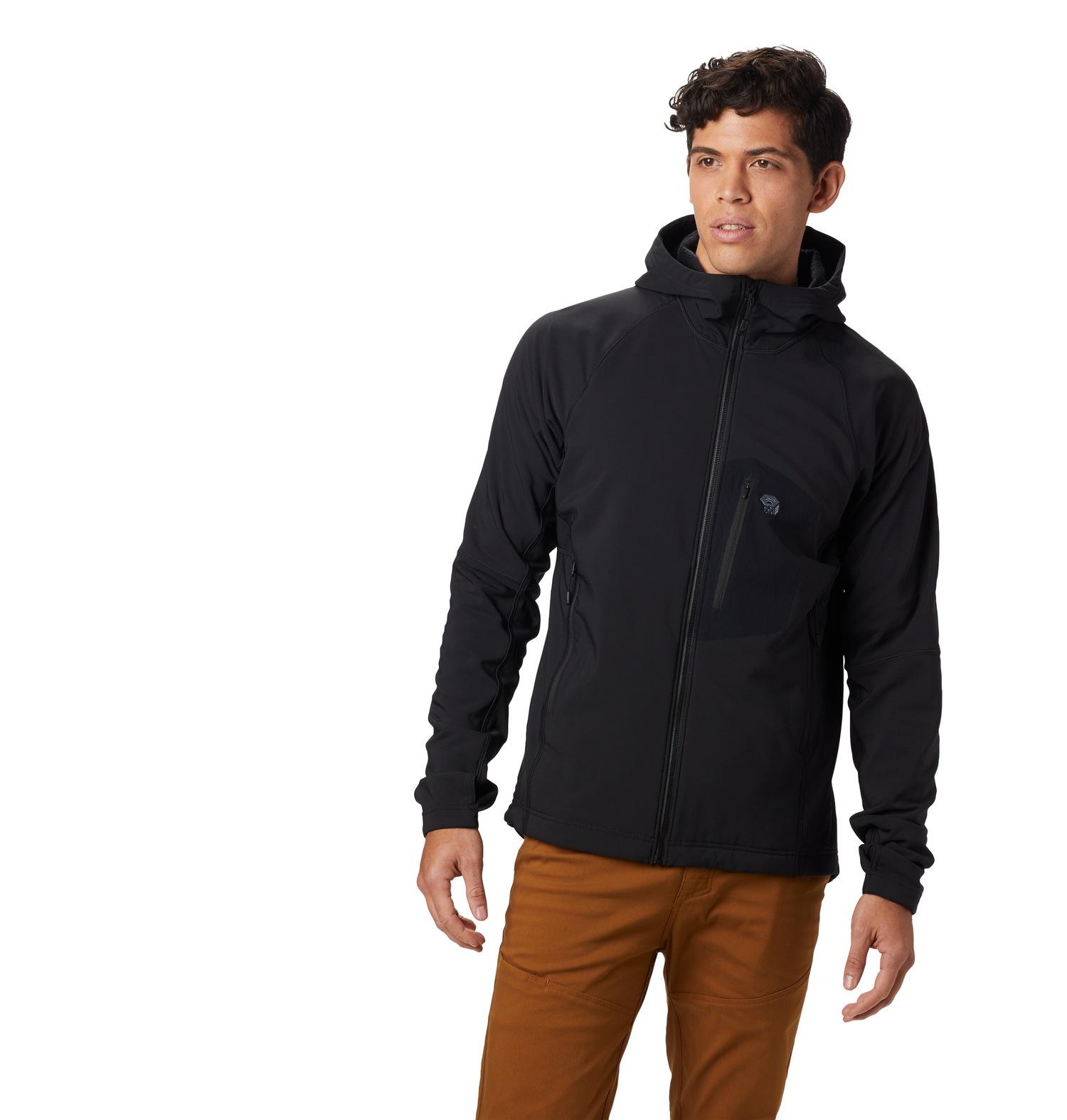 Mountain Hardwear Keele Hoody - Fleece jacket - Men's