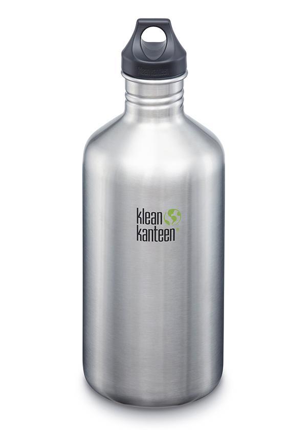 Klean Kanteen Classic Loop Cap 64 oz - Vacuum flask