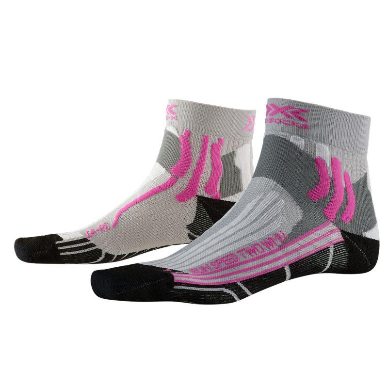 X-Socks Run Speed Two Lady - Running socks - Women's