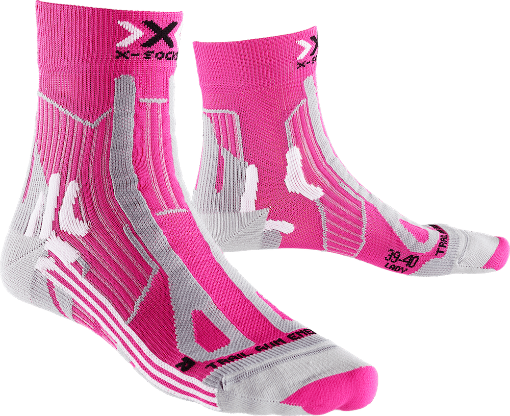 X-Socks Run Trail Energy Lady - Running socks - Women's