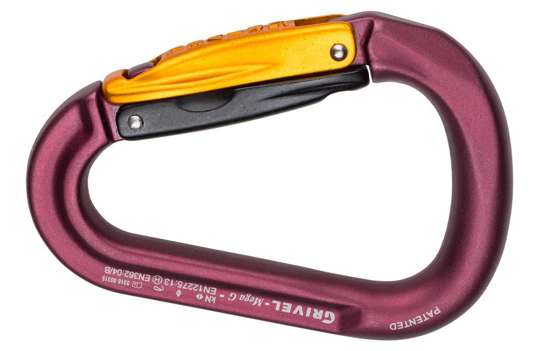 Grivel Mega K6G - Carabiner