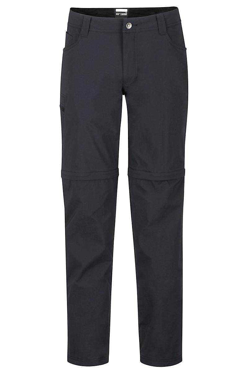 Marmot Transcend Convertible Pant - Walking & Hiking Trousers - Men's
