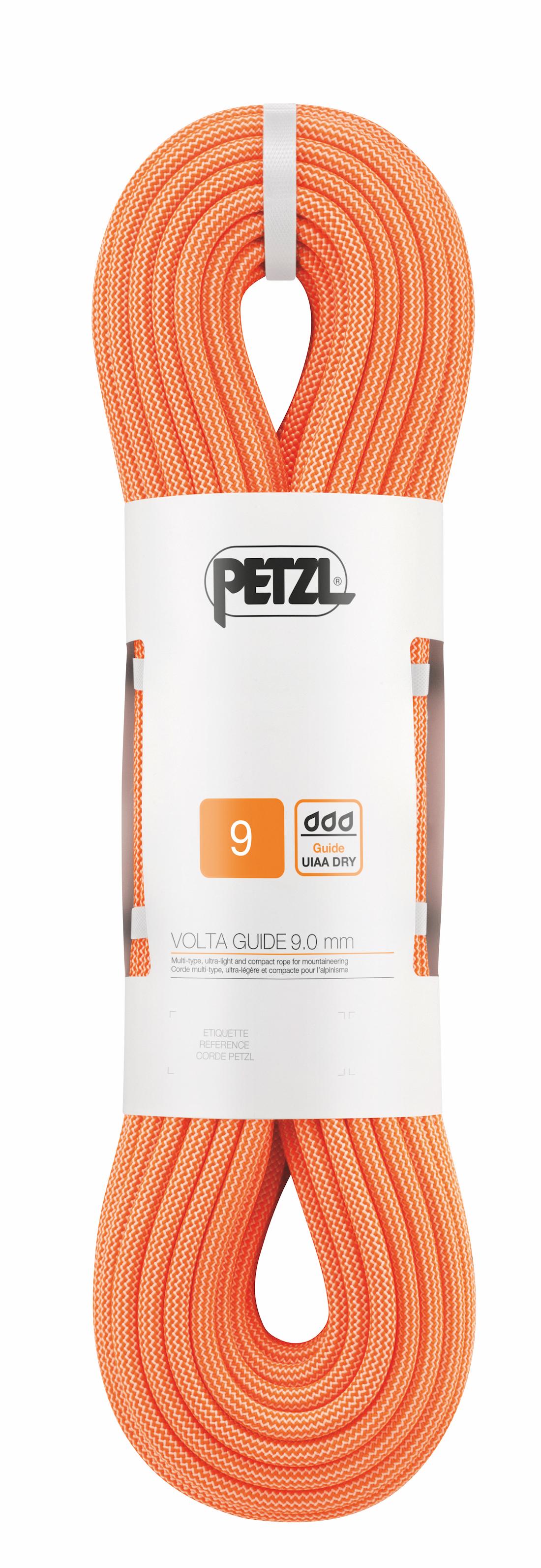 Petzl - Volta Guide 9 mm - Climbing Rope