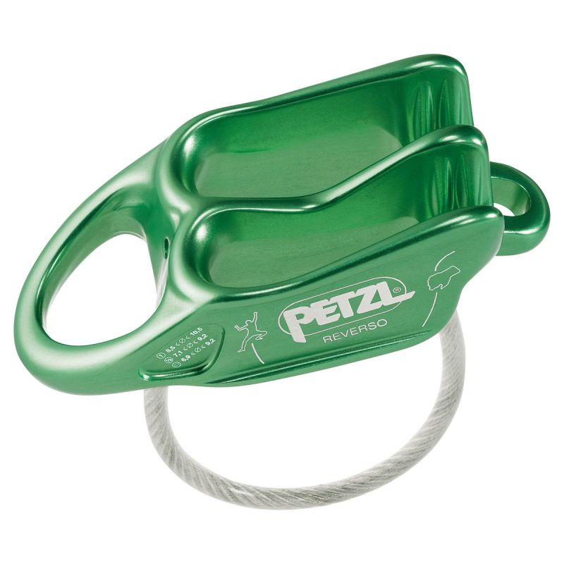 Petzl - Reverso 4 - Belay device