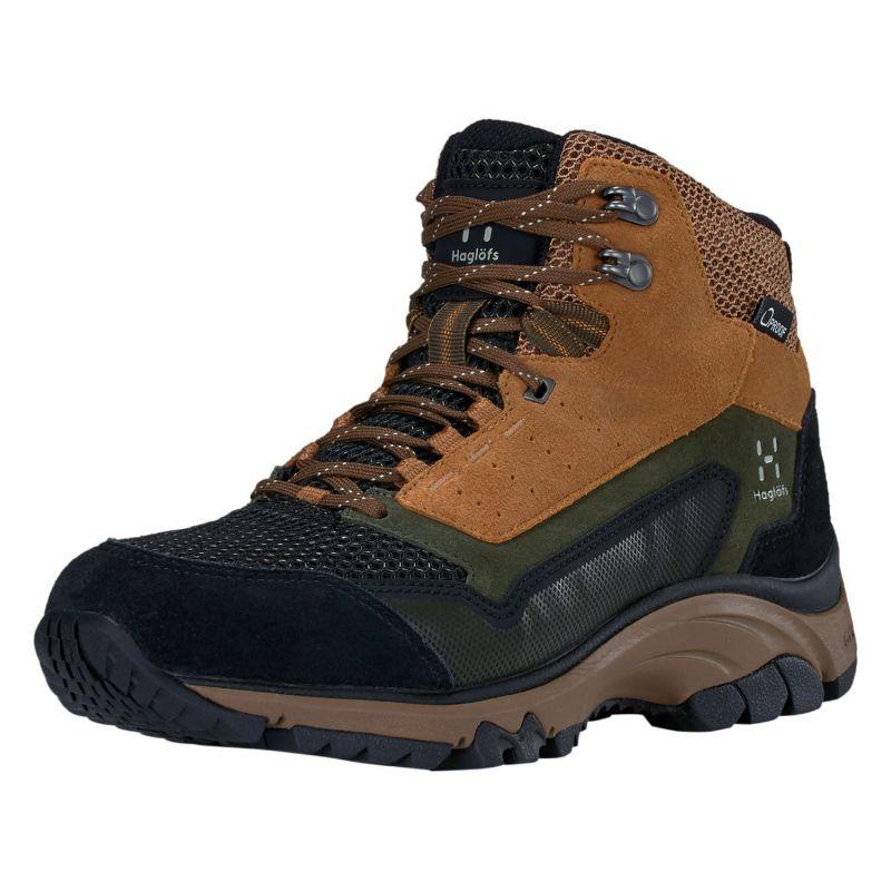 Haglöfs Skuta Mid Proof Eco - Walking shoes - Women's