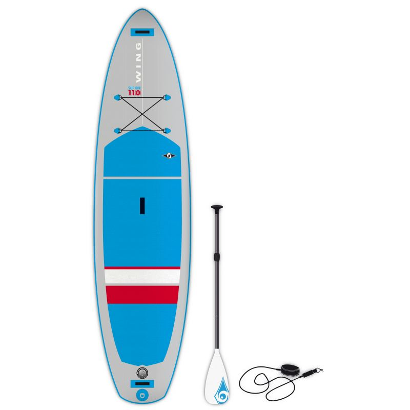 """Tahe Outdoor 11'0"""" Wing Air Evo Pack - Inflatable paddle board"""