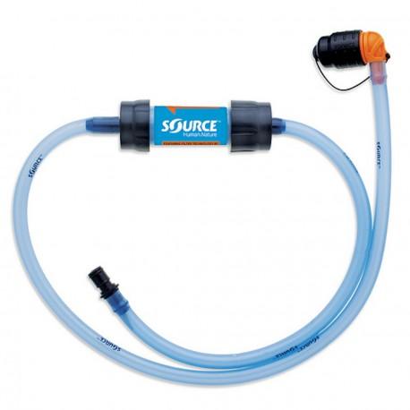 Source - Kit d'hydratation et de filtration Kit Helix + filtre Sawyer Mini
