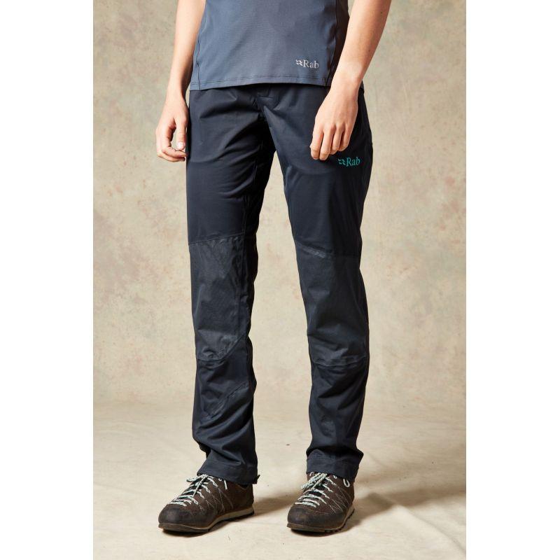 Rab Kinetic Alpine Pants - Hardshell pants - Women's