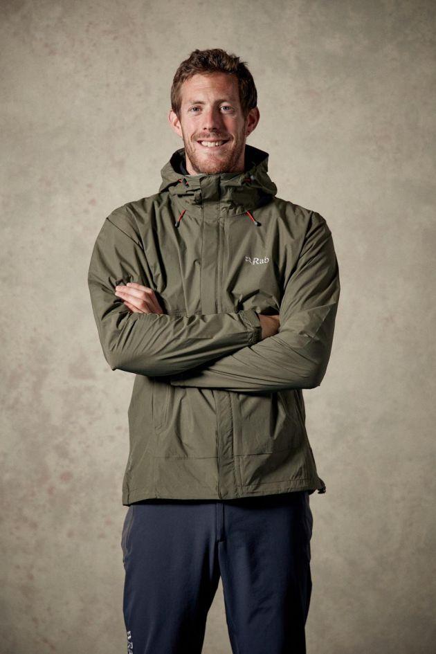 Rab Downpour Jacket - Hardshell jacket - Men's