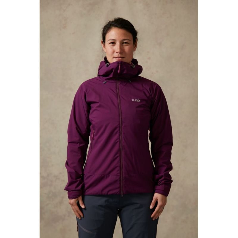 Rab Vapour-rise Alpine Jacket - Insulated jacket - Women's