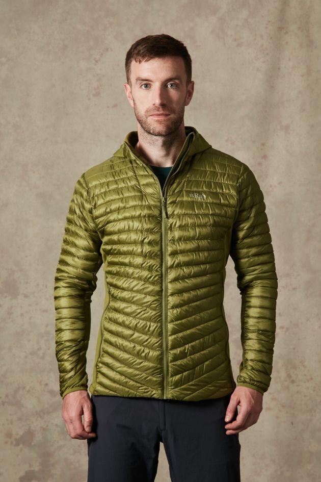 Rab Cirrus Flex Hoody - Insulated jacket - Men's