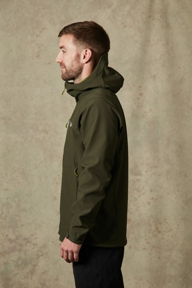 Rab Salvo Jacket - Softshell - Men's