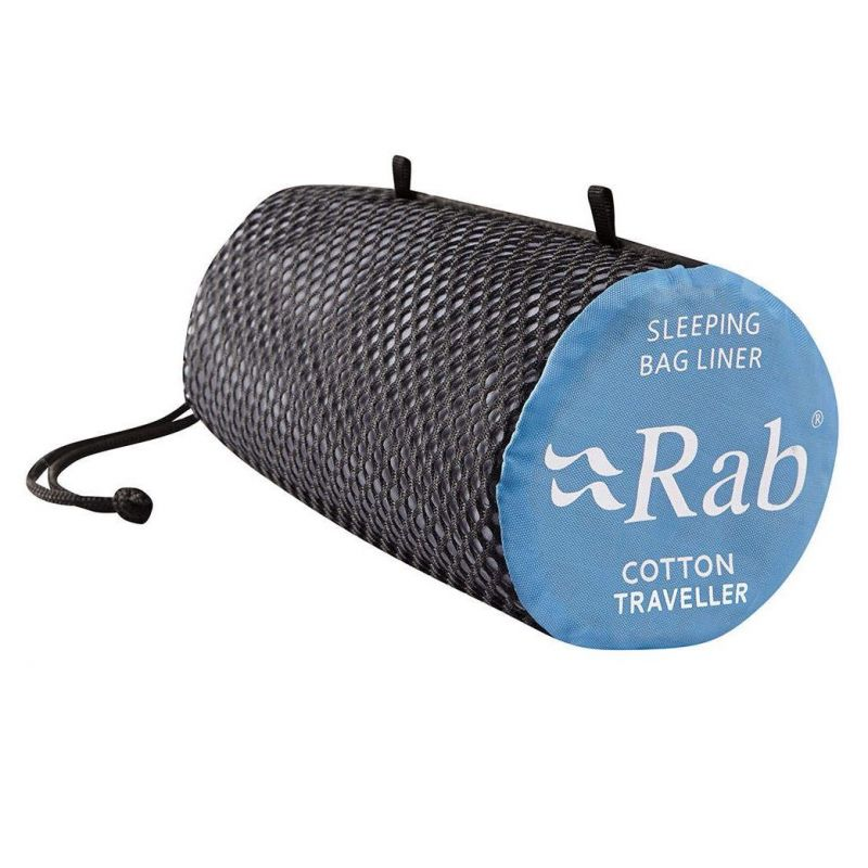Rab Sleeping Bag Liner - Traveller Cotton