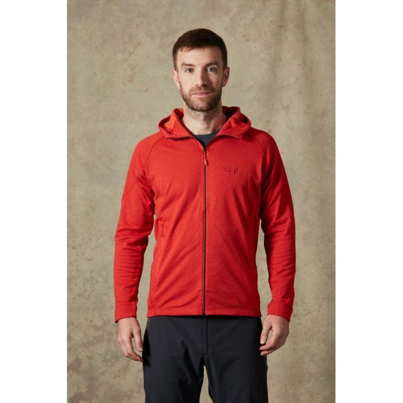 Rab Nucleus Hoody - Fleece jacket - Men's