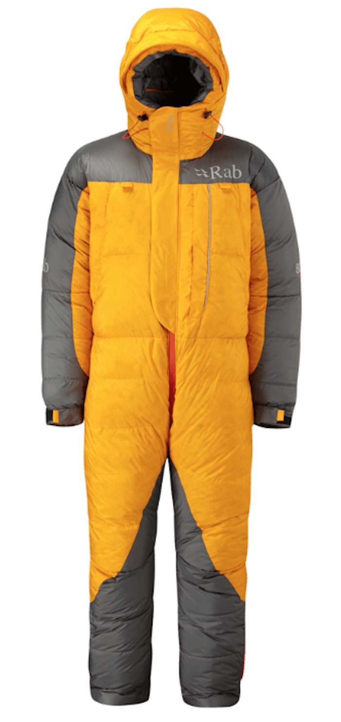 Rab Expedition 8000 Suit - Down Suit