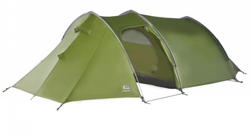 Vango F10 Erebus 3+ - Tent