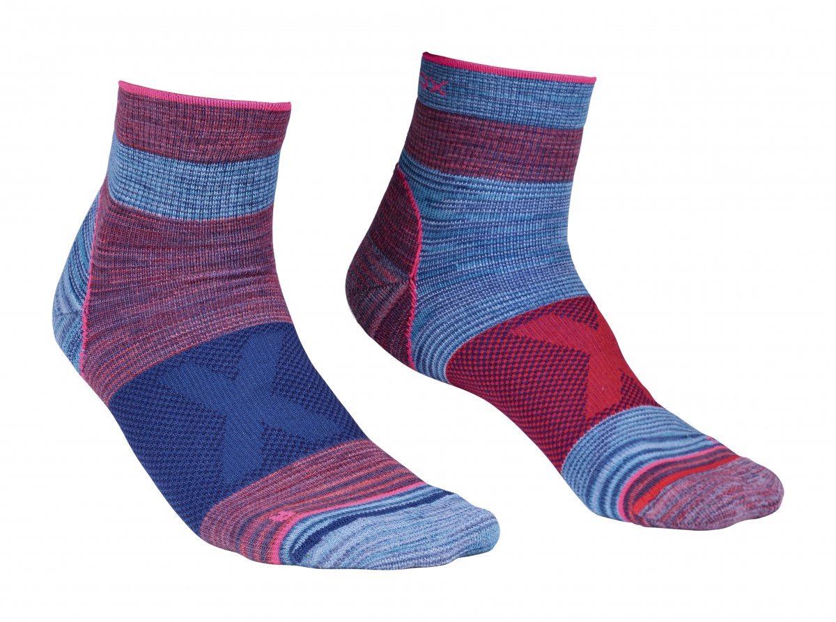 Ortovox Alpinist Quarter Socks - Walking socks - Women's
