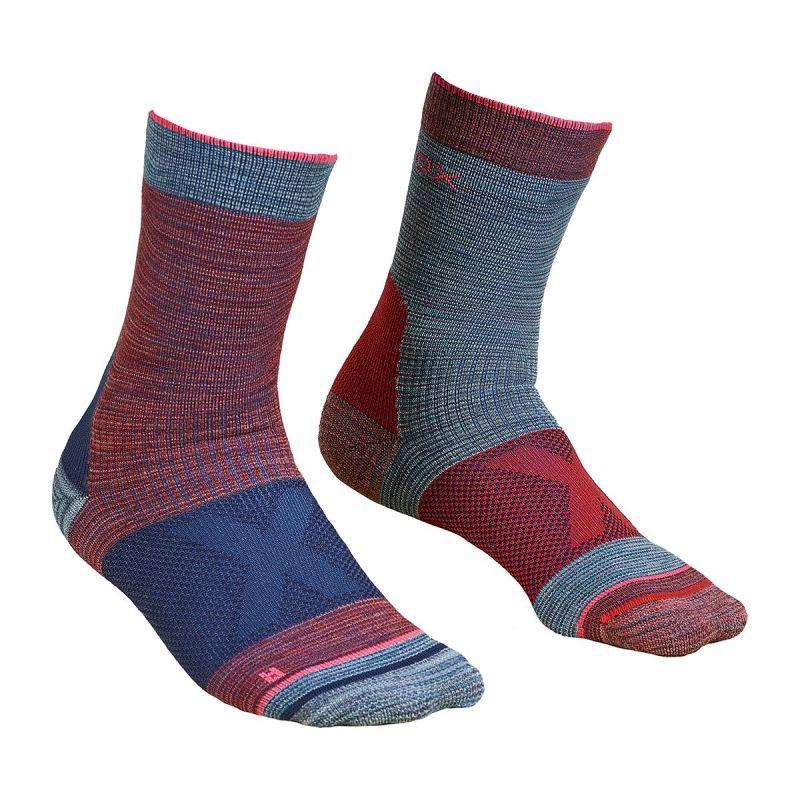 Ortovox Alpinist Mid Socks - Walking socks - Women's