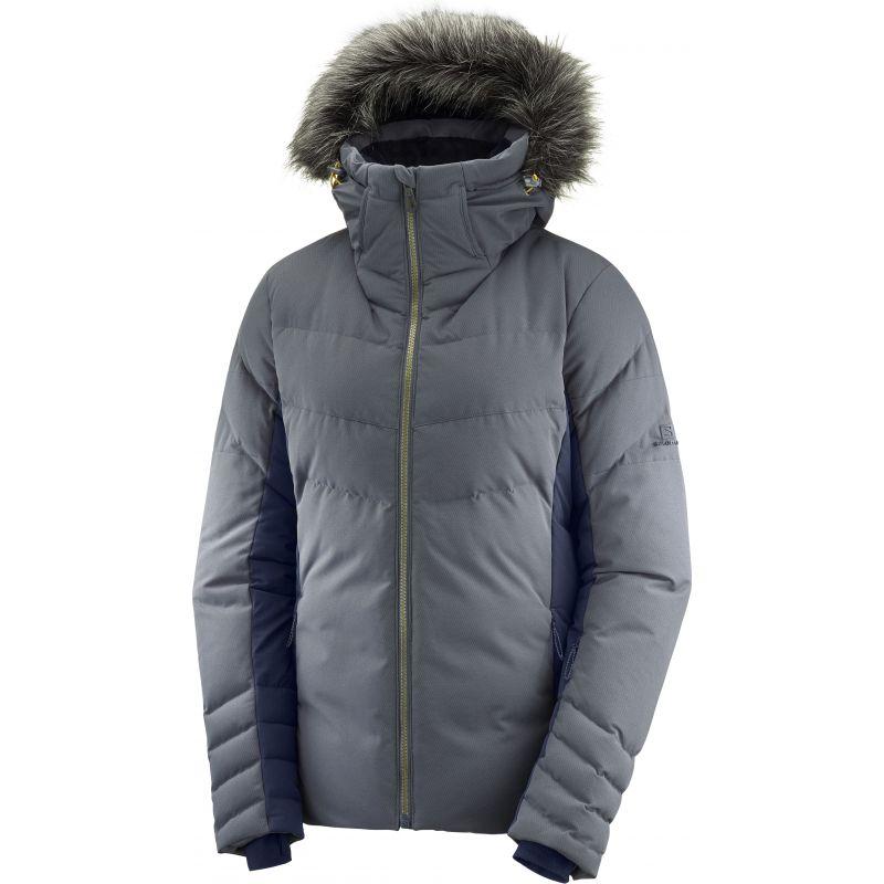 Salomon - Icetown Jkt W - Ski jacket - Women's