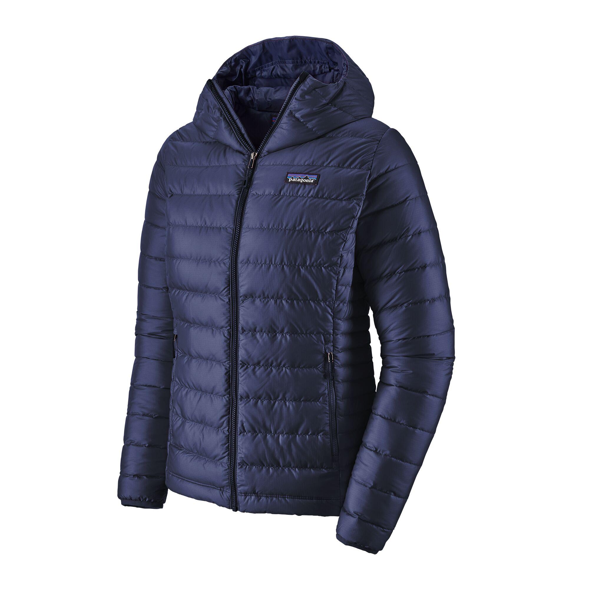 Patagonia - Down Sweater Hoody - Down jacket - Women's