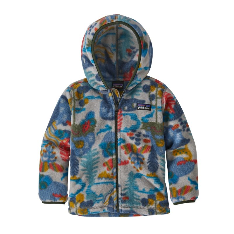 Patagonia Baby Synch Cardigan - Fleece jacket - Kids