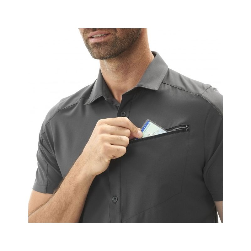 Lafuma Skim Shirt Ss - Shirt - Men's