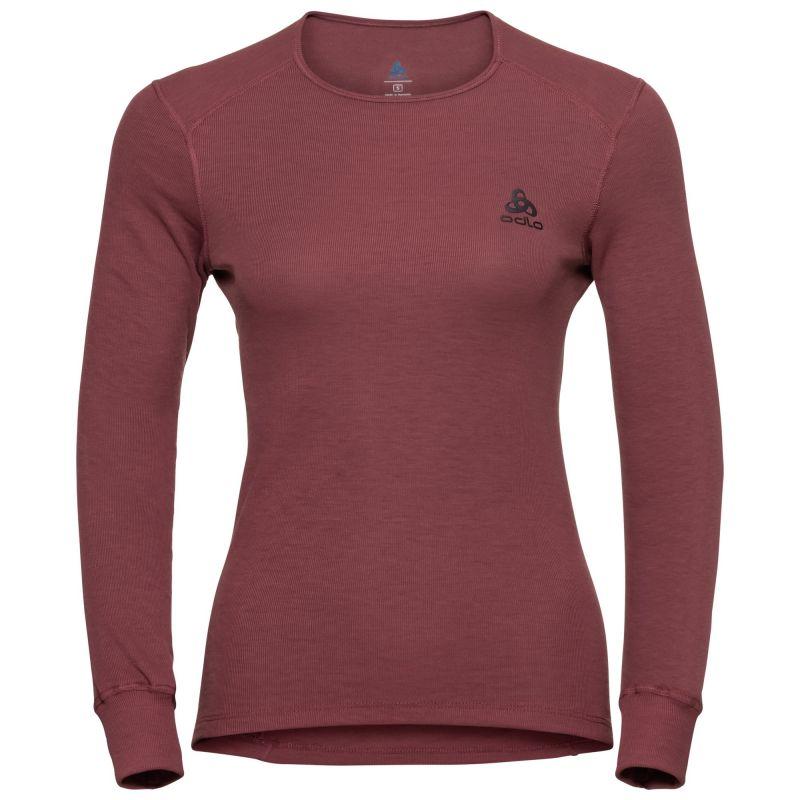 Odlo - Warm manches longues ras-de-cou - T-Shirt - Women's