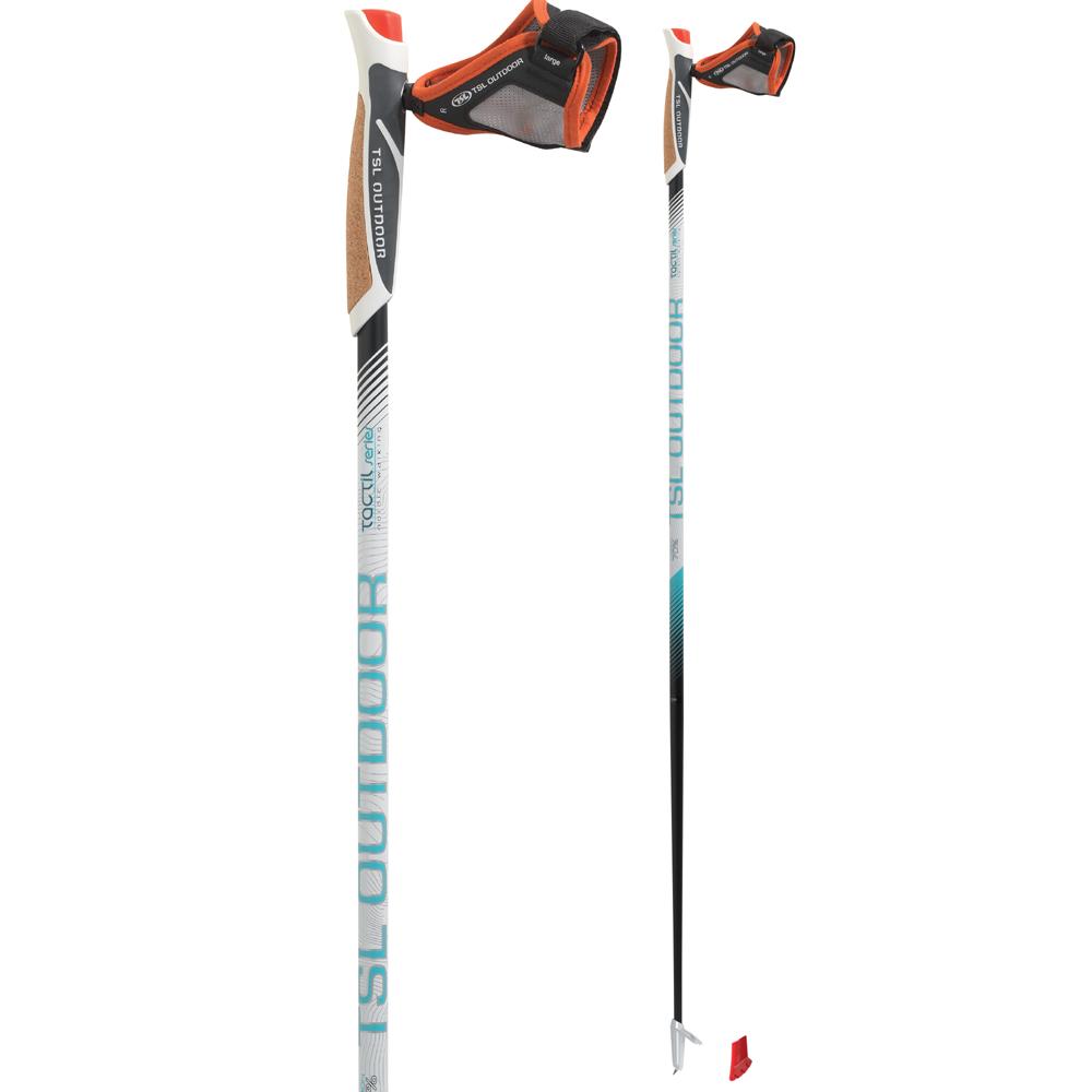 TSL Outdoor - Tactil C70 Spike - Nordic walking poles