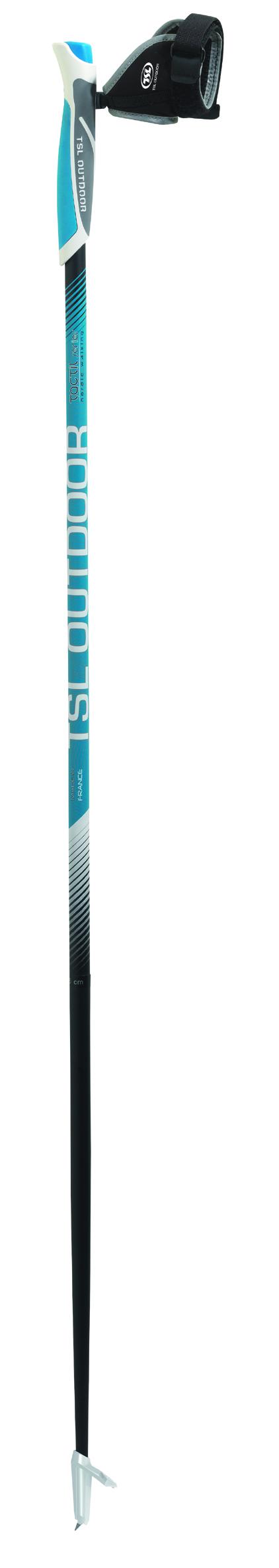TSL Outdoor - Tactil C20 Spike - Nordic walking poles